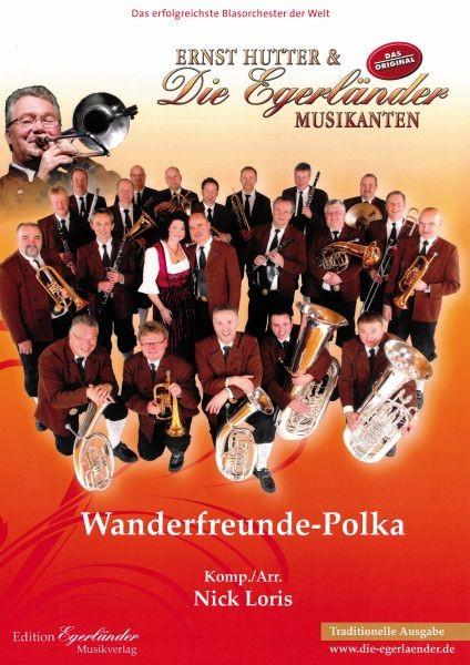 Wanderfreunde-Polka (Traditionelle Ausgabe)