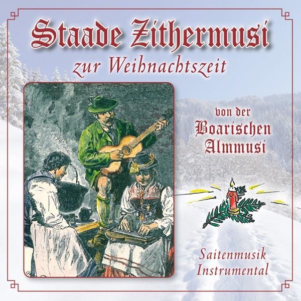 Staade Zithermusi zur Weihnachtszeit