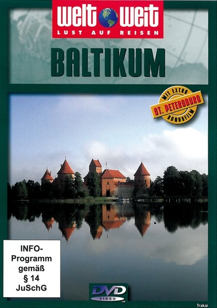 Baltikum (Bonus St.Petersburg)