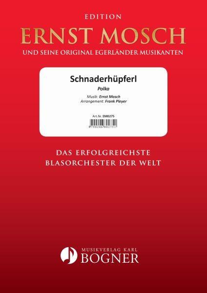 Schnaderhüpferl