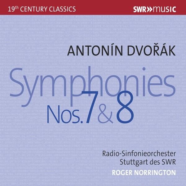 Dvorák: Sinfonien 7 & 8