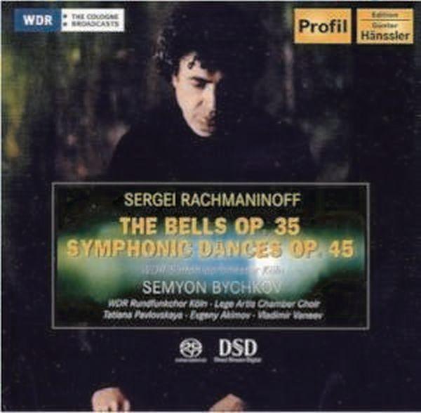 Rachmaninoff: Glocken/Symphon.Tänze