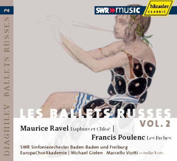 Ravel/Poulenc: Les Ballets Russes Vol.2