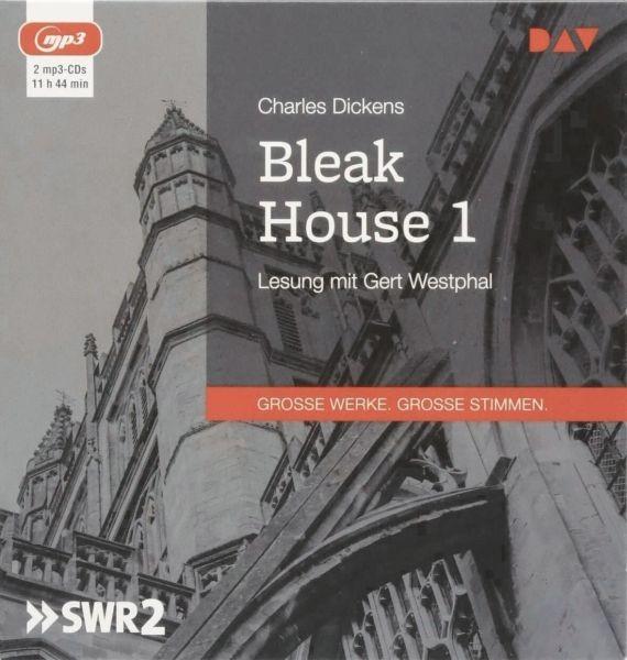 Dickens: Bleak House 1 (2mp3-CD)