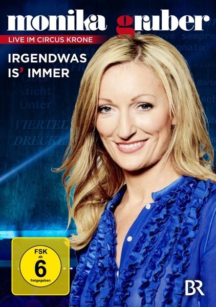 Monika Gruber-Irgendwas is' immer (DVD)