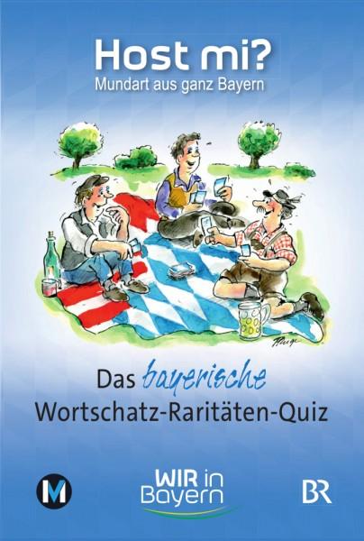 Host mi? Das Spiel - WIR in Bayern