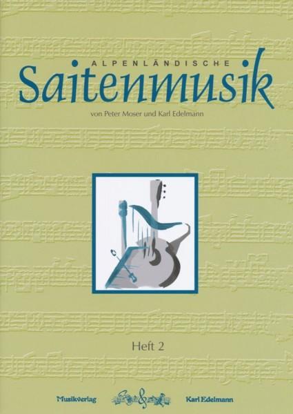 Alpenländische Saitenmusik Heft 2