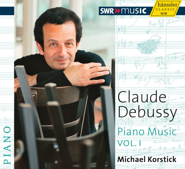 Debussy: Klaviermusik Vol.1
