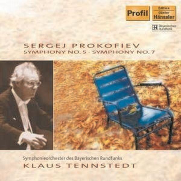 Prokofieff: Sinfonie 5+7