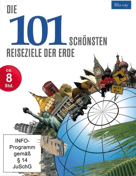 101 schönsten Reiseziele der Erde