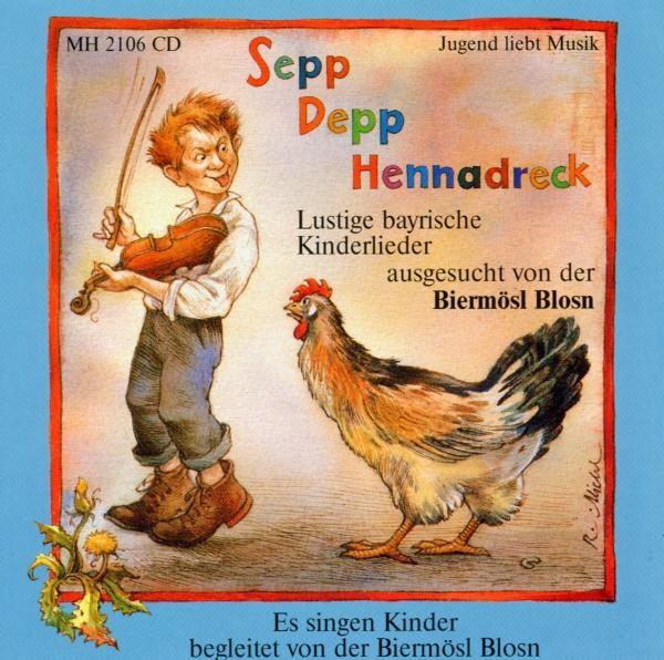 Sepp,Depp,Hennadreck