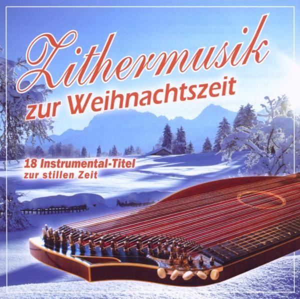Zithermusik Zur Weihnachtszeit