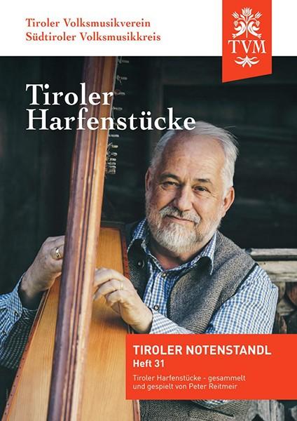Heft 31 - Tiroler Harfenstücke