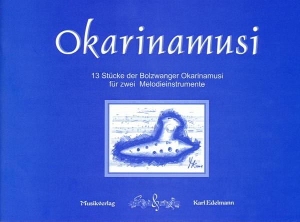 Okarinamusi