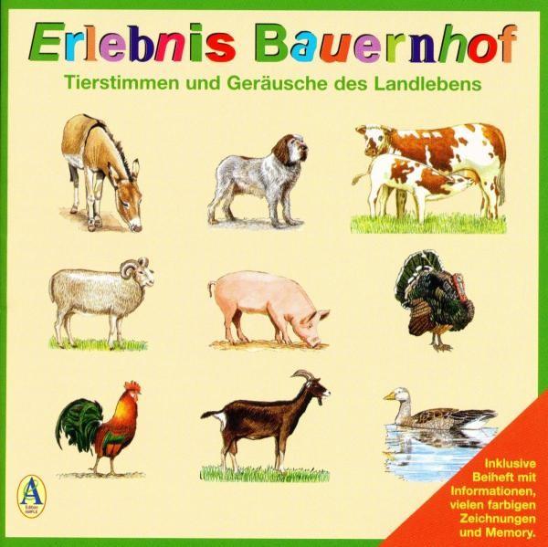 Tierstimmen-Erlebnis Bauerhof