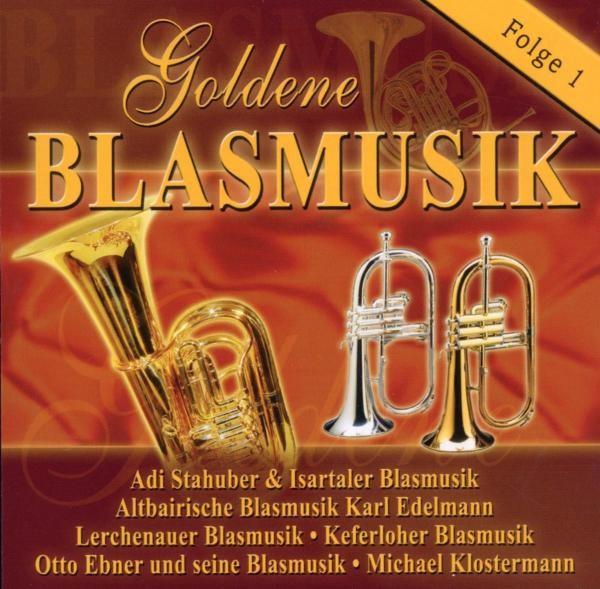 Goldene Blasmusik 1