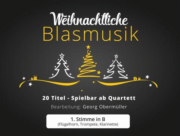 Weihnachtliche Blasmusik