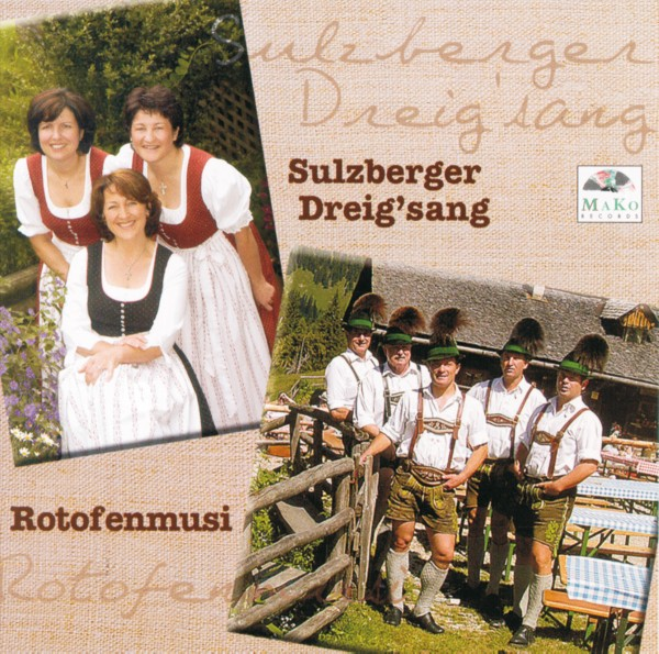 Volksmusik a.d.Chiemgau & Rupertiwinkl