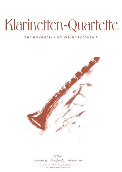 Klarinetten-Quartett zur Advent- und Weihnachtszeit