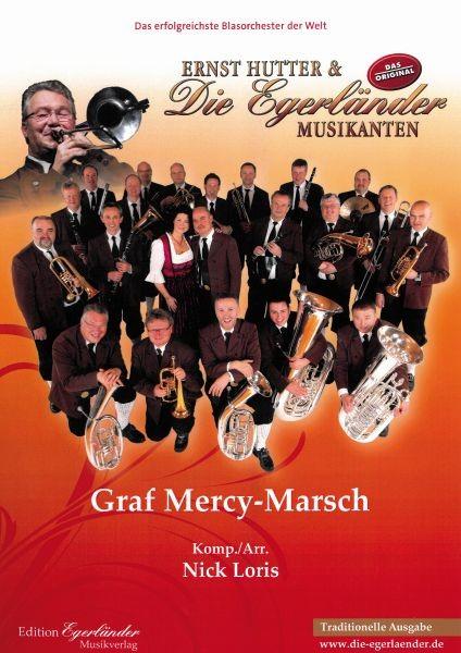 Graf Mercy-Marsch (Traditionelle Ausgabe)