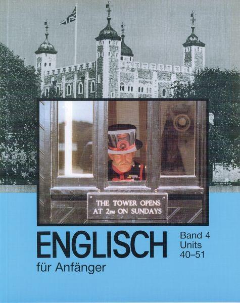 Englisch für Anfänger Band 4