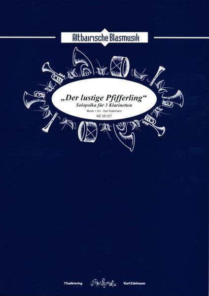 'Der lustige Pfifferling' - Polka