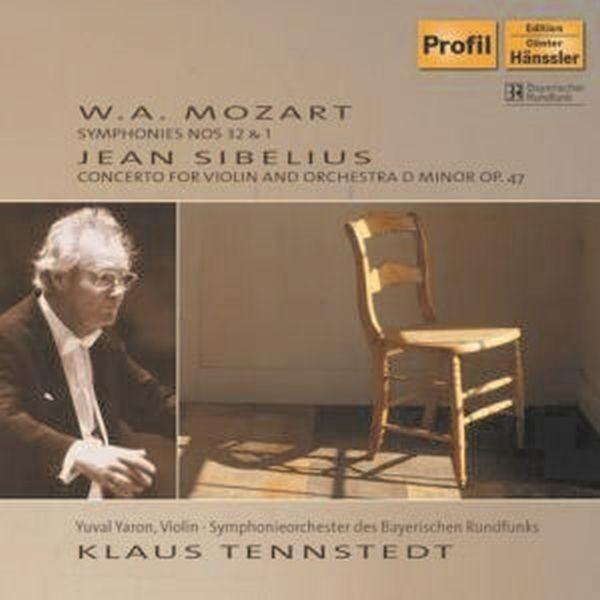 Mozart/Sibelius: Sinfonien 32+1/Violinkonzert