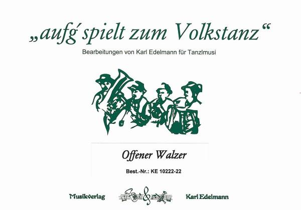 Offener Walzer