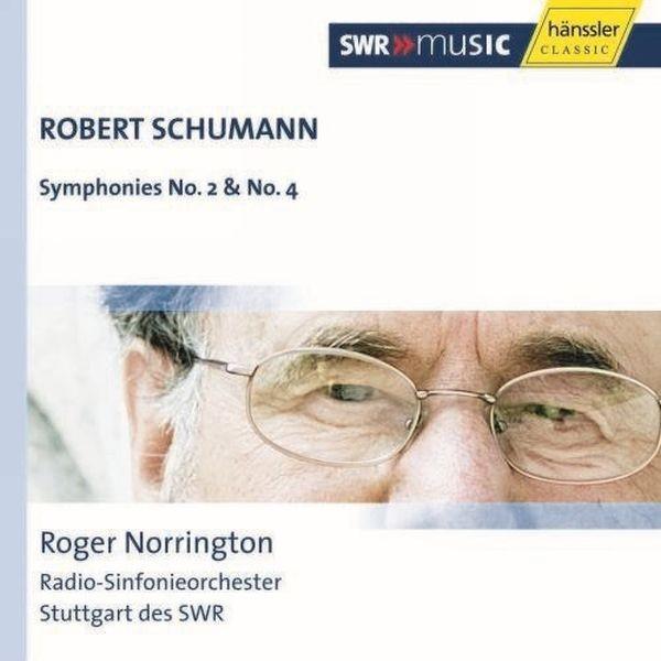 Schumann: Sinfonien 2+4
