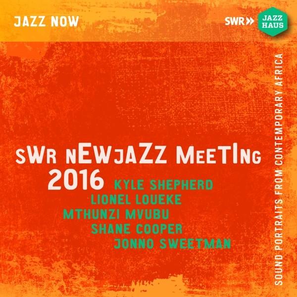 SWR New Jazz Meeting 2016