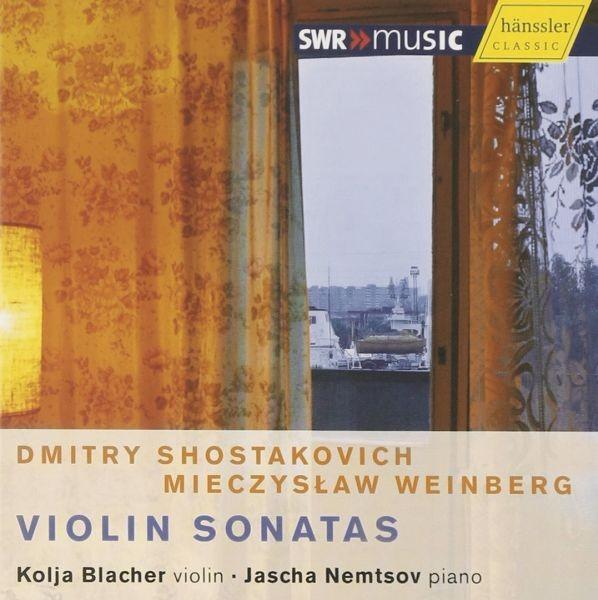 Schostakowitsch/Weinberg: Violinsonaten