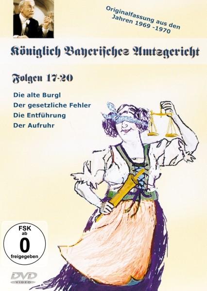 Folgen 17-20,Königlich Bayr.Amtsgericht
