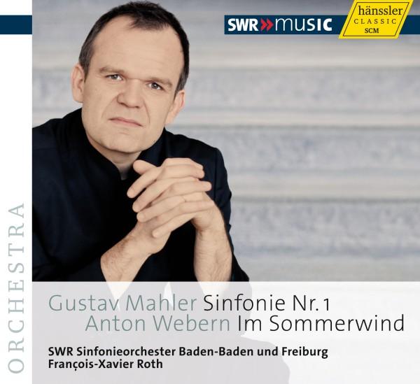 Mahler/Webern: Sinfonie 1/Im Sommerwind