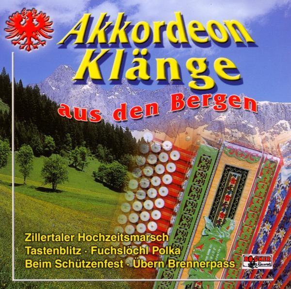 Akkordeonklänge aus den Bergen 1