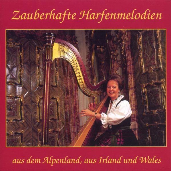 Zauberhafte Harfenmelodien