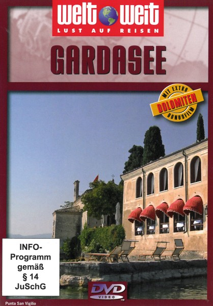 Gardasee (Bonus Dolomiten) Neuverfilmung