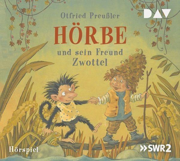 Preußler: Hörbe und sein Freund Zwottel