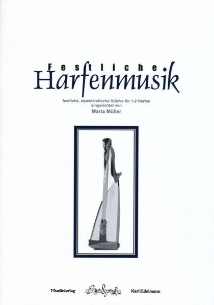 Festliche Harfenmusik