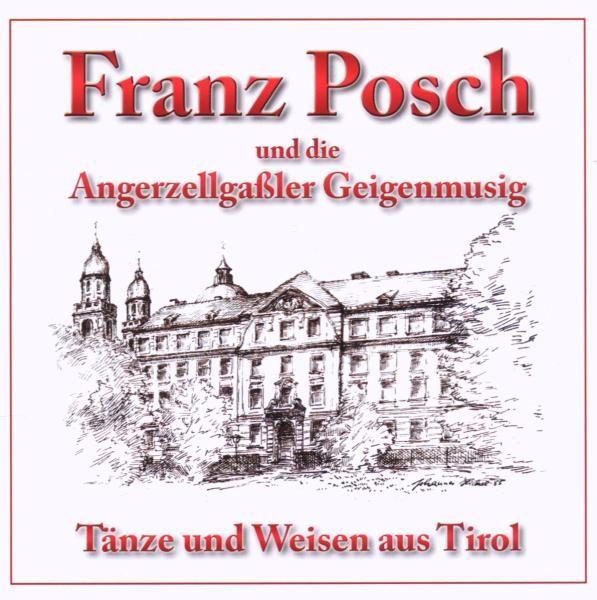Tänze und Weisen aus Tirol
