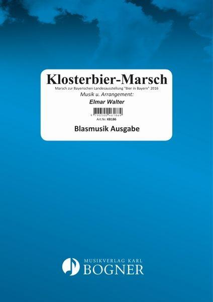 Klosterbier Marsch / Blasorchester