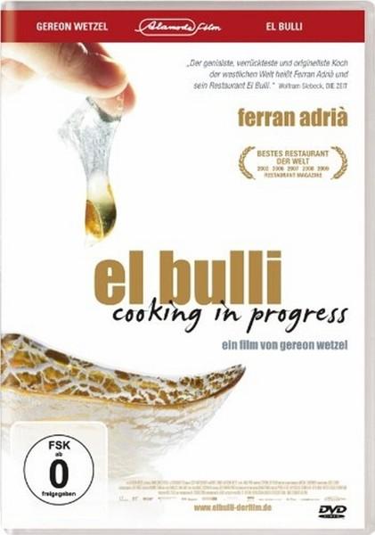 El Bulli-Cooking in Progress