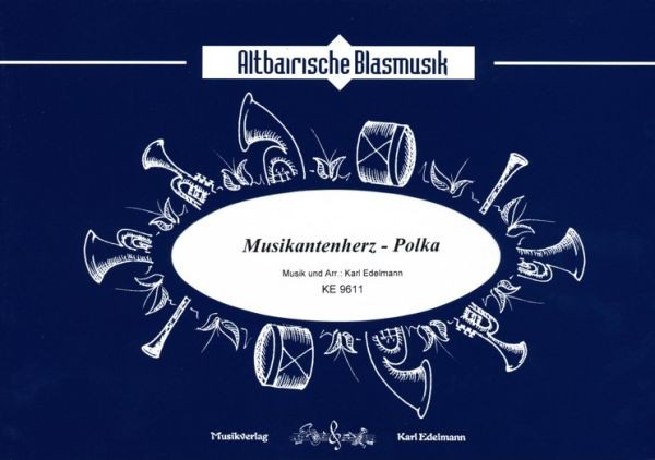 Musikantenherz - Polka