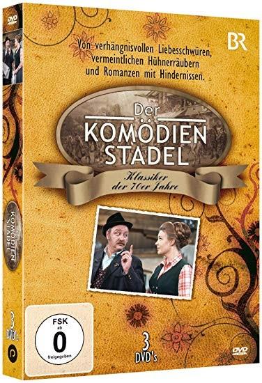 Der Komödienstadel-Klassiker der 70er Jahr (DVD)
