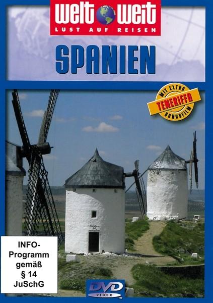 Spanien (Bonus Teneriffa)