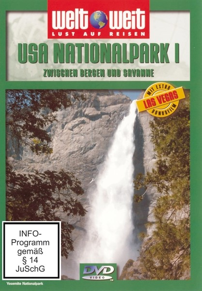 USA-Nationalparks 1 (Bonus Las Vegas)