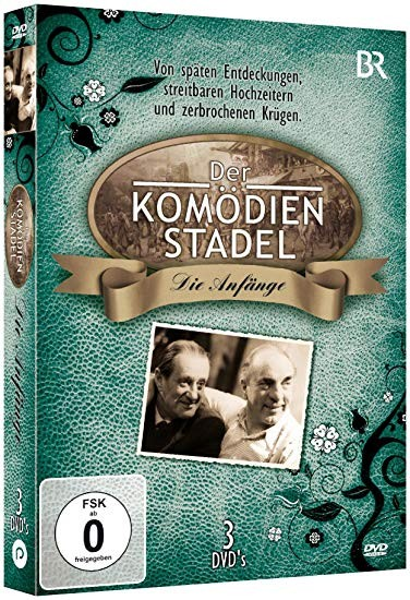 Der Komödienstadel-Die Anfänge (DVD)
