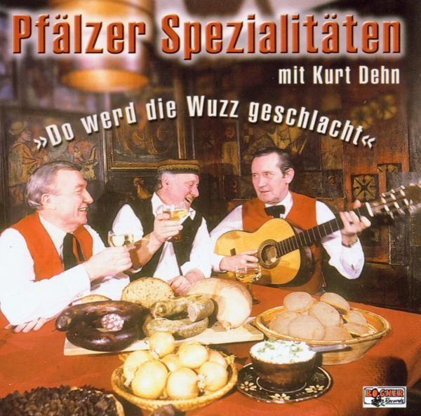 Pfälzer Spezialitäten 'Wuzz'