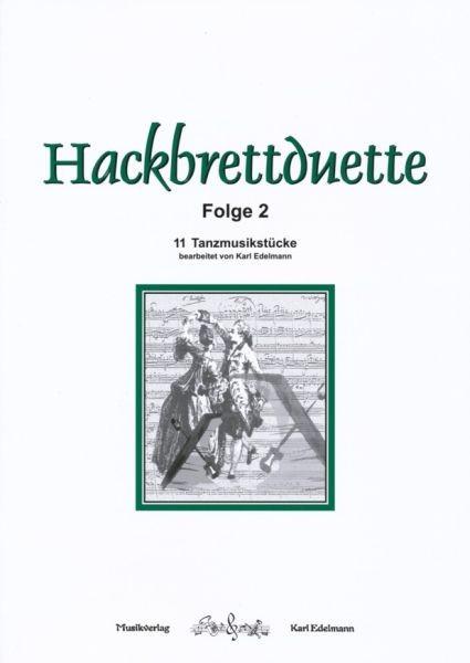 Hackbrettduette Heft 2