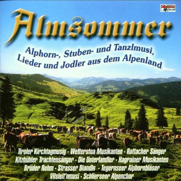 Almsommer-Alphorn-Stuben-Tanzlmusi