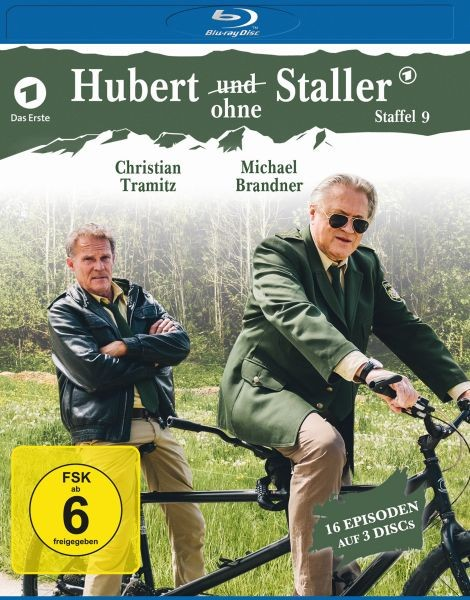 Hubert ohne Staller-Staffel 9/3 BD